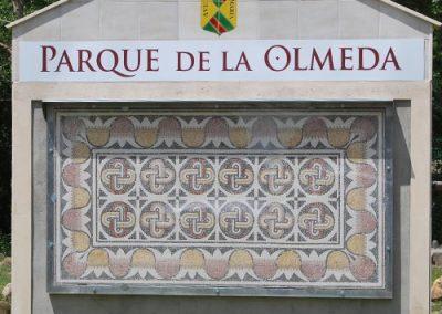 Punto de información del Mosaico