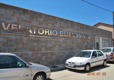 Velatorio en Buenavista de Valdavia