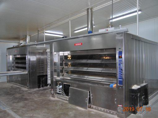 Mejora de la competitividad en la fabricación de pan y repostería