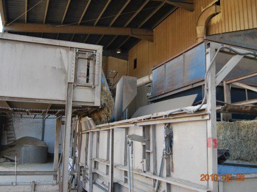 Modernización de línea de molienda y granulación